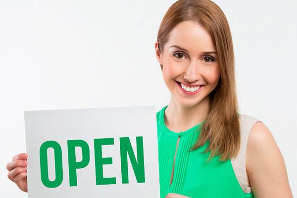 open-center